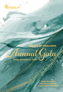 AWARDS OF EXCELLENCE GALA @ Balboa Bay Resort