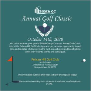 ANNUAL GOLF CLASSIC @ Pelican Hill Golf Club