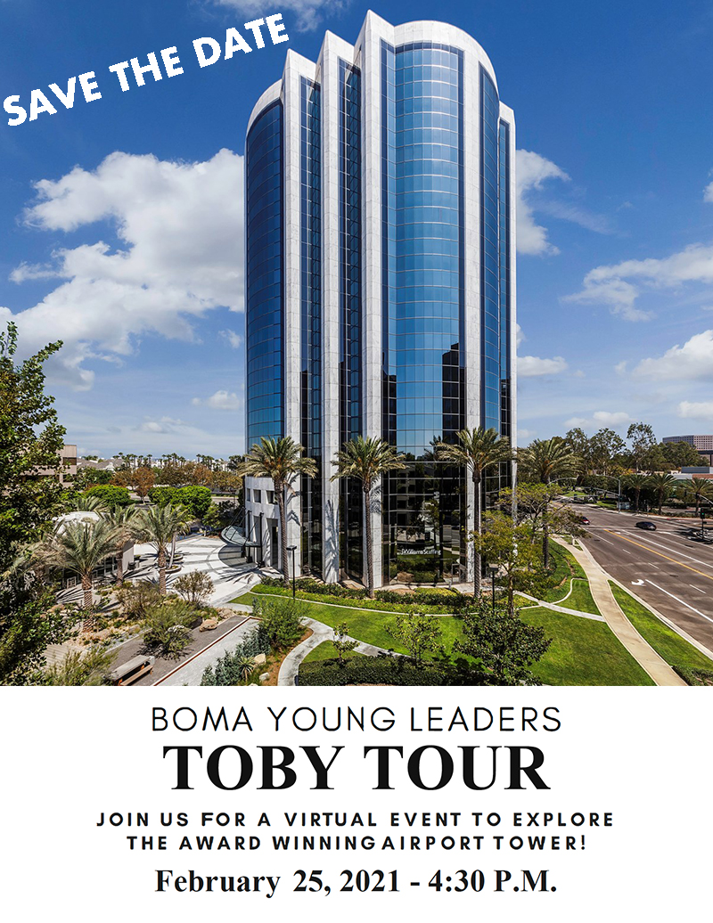 BOMA Young Leaders TOBY Tour