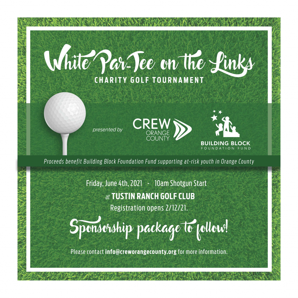 CREW Charity Golf Tournament
