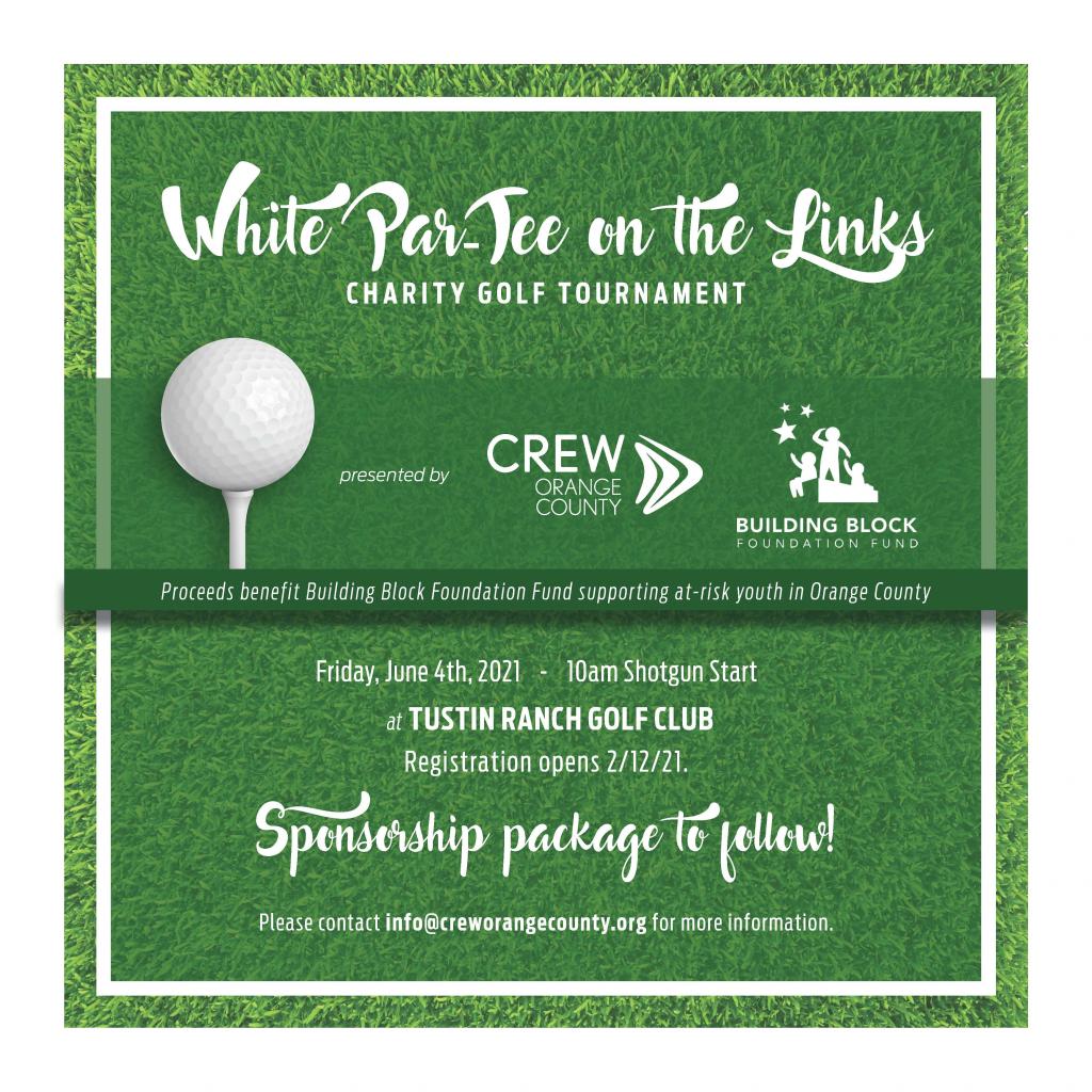 CREW Charity Golf Tournament